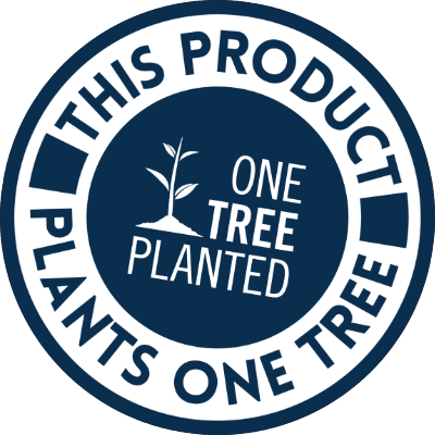 One Tree Planted | This product plants one tree